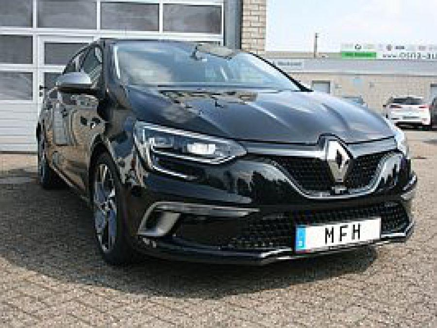 Günstiger EU-Renault Megane von MFH Mehrmarken-Fahrzeughandel