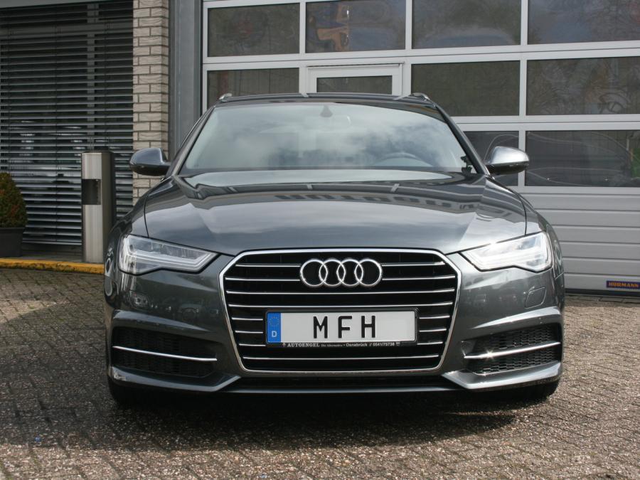 Audi A6 als günstiger EU Re-Import von MFH Mehrmarken-Fahrzeughandel