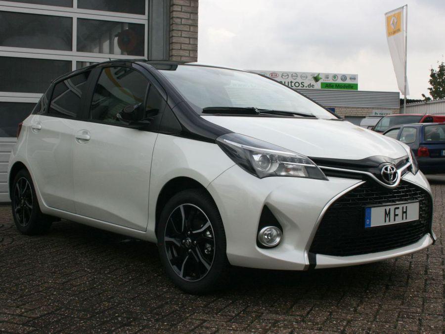 Toyota Aygo als günstiger EU-Neuwagen von MFH Mehrmarken-Fahrzeughandel