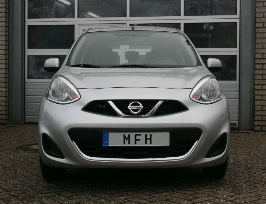 Nissan Micra günstig als EU-Neufahrzeug von MFH Mehrmarken Fahrzeughandel