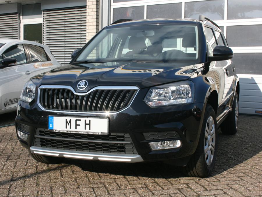 Skoda Yeti als EU-Neufahrzeug, Tageszulassung und Jahreswagen von MFH Mehrmarken Fahrzeughandel