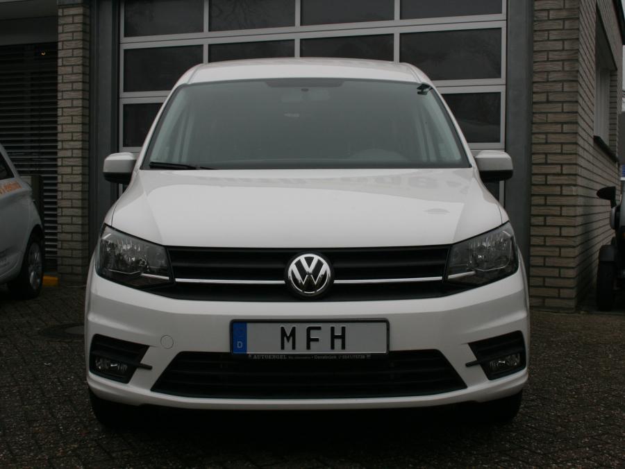 VW Caddy als Re-Import am günstigsten von MFH Mehrmarken Fahrzeughandl